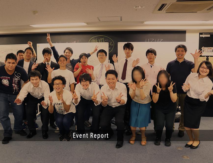 【ウズカレ不定期講座レポート】日本即興コメディ協会主催のワークショップを行いました